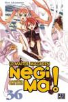 Le maître magicien Negima : tome 36 - Ken Akamatsu