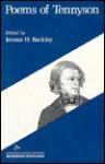 Poems of Tennyson (Riverside Editions) - Alfred Tennyson