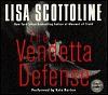 The Vendetta Defense - Lisa Scottoline, Kate Burton
