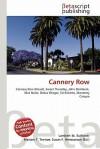 Cannery Row - Lambert M. Surhone, Susan F. Marseken
