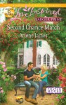 Second Chance Match - Arlene James