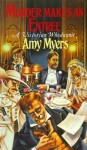 Murder Makes an Entree: (Auguste Didier Mystery 5) - Amy Myers
