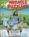 Miracle Puzzlers: Word Puzzles from Jesus' Miracles - William Schlegel, Len Epstein