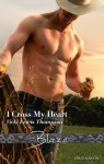 Mills & Boon : I Cross My Heart (Sons of Chance) - Vicki Lewis Thompson