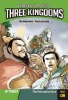 Three Kingdoms Volume 08: The Fortunate Sons - Wei Dong Chen, Xiao Long Liang