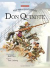The Misadventures of Don Quixote - Tom Lathrop, Jack Davis