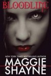 Bloodline (Wings in the Night, #16) - Maggie Shayne
