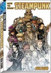 How to Draw Steampunk Pocket Manga - Rod Espinosa