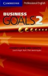 Business Goals 2 Audio Cassette - Gareth Knight, Mark O'Neil, Bernie Hayden