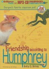 Friendship According to Humphrey - Betty G. Birney, Hal Hollings