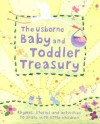 The Usborne Baby And Toddler Treasury - Susanna Davidson