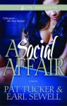 A Social Affair: A Novel - Pat Tucker, Earl Sewell