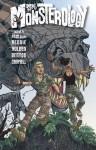 Dept. of Monsterology Issue 2 - Gordon Rennie, Alexander Finbow, PJ Holden, Jim Campbell, Steven Denton