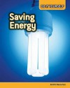 Saving Energy: Earth's Resources - Anna Claybourne, Carol Ballard, Buffy Silverman, Rachel Lynette