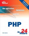 Sams Teach Yourself PHP in 24 Hours - Matt Zandstra