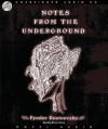 Notes from the Underground - Fyodor Dostoyevsky, Simon Vance