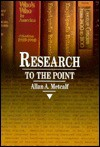 Research To The Point - Allan Metcalf