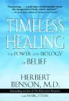 Timeless Healing - Eugenio Montale, Herbert Benson