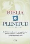 Biblia Plenitud-NVI - Grupo Nelson