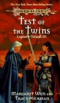 Test of the Twins - Margaret Weis