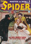 The Spider, Master of Men! #15: The Red Death Rain - Grant Stockbridge, Norvell W. Page