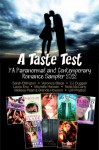 A Taste Test: YA Paranormal and Contemporary Romance Sampler 2012 - Melissa Pearl, Sarah Billington, Veronica Blade, C.J. Duggan, Laura Eno, Michelle A. Hansen, Noila McCarty, L.M. Preston