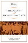 Theogony/Works and Days - Hesiod, Henry Michael Weinfield, Catherine McKee Schlegel