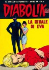 DIABOLIK (158): La rivale di Eva (Italian Edition) - Angela, Luciana Giussani
