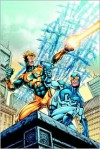 Booster Gold, Vol. 2: Blue and Gold - Geoff Johns, Jeff Katz, Dan Jurgens, Norm Rapmund