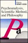 Psychoanalysis, Scientific Method and Philosophy - Sidney Hook