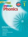 Spectrum Phonics, Grade 1 (Spectrum) - School Specialty Publishing, Spectrum