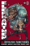 Elephantmen Volume 5: Devilish Functions - Richard Starkings, Axel Medellín, Shaky Kane