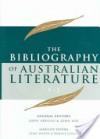 The Bibliography of Australian Literature: F-J - John Arnold
