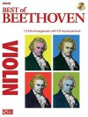 Best of Beethoven Violin [With CD (Audio)] - David Pearl
