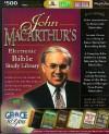 John MacArthur's Electronic Bible Study Library - John F. MacArthur Jr.