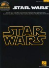 Star Wars - Piano Play-Along Volume 127 (Book/CD) - John Williams