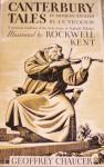 The Canterbury Tales - Geoffrey Chaucer, J.U. Nicolson, Rockwell Kent