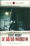 De 50/50 moorden - Steve Mosby, Martin Jansen in de Wal