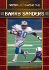 Barry Sanders (Football Superstars) - Samuel Willard Crompton