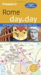 Frommer's day by day Guide to Rome - Sylvie Hogg
