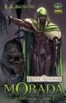 La Morada: La Novela Gráfica (Reinos Olvidados: El Elfo Oscuro, #1) - R.A. Salvatore