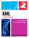 XML: Visual QuickStart Guide - Kevin Howard Goldberg, Elizabeth Castro