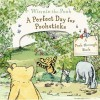 A Perfect Day for Poohsticks. [Illustrated by Andrew Grey - Andrew Grey