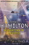 Manhattan In Reverse Signed Edition - Peter F. Hamilton