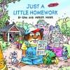 Just a Little Homework (Look-Look) - Gina Mayer, Mercer Mayer