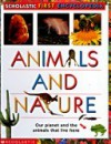 Animals And Nature: Scholastic Reference - Janine Amos, Andrew Solway