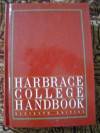 Harbrace College Handbook: Complete Guide to Effective English - John C. Hodges, Mary E. Whitten