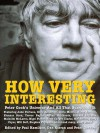 How Very Interesting: Peter Cook's Universe and All That Surround It - Peter Gordon, Paul Hamilton, Dan Kieran