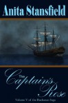 The Captain's Rose (The Buchanan Saga, #5) - Anita Stansfield