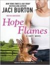 Hope Flames - Jaci Burton, Saskia Maarleveld